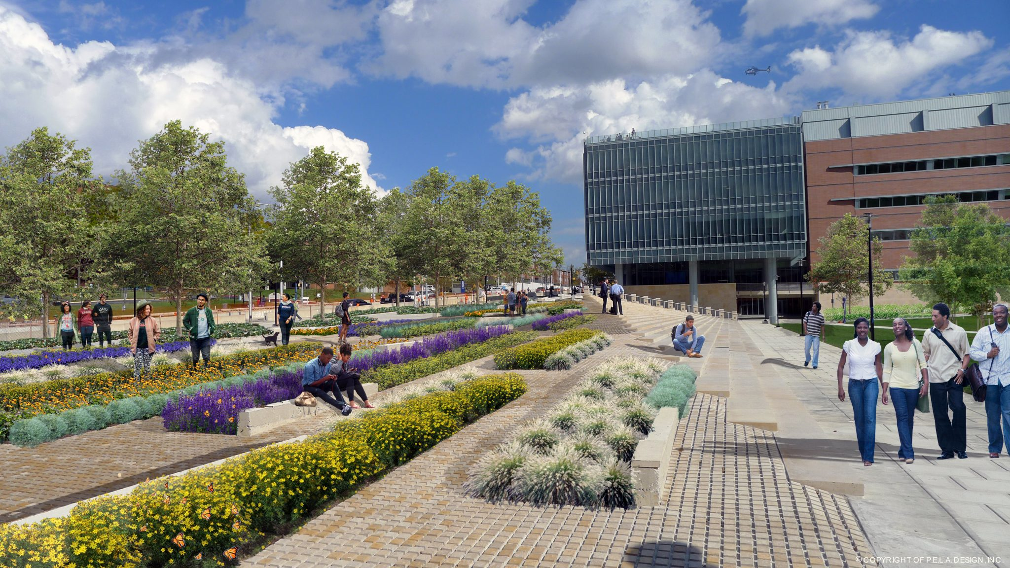 Coppin State Step Garden